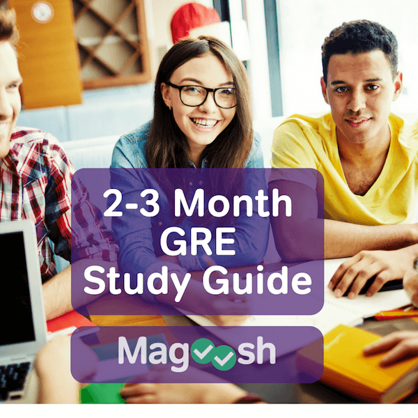 2 3 month gre study guide magoosh gre blog gre study guide fandeluxe Images