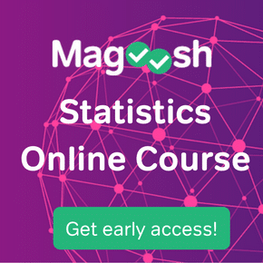 Magoosh Statistics Online Course: Get Early Access style=