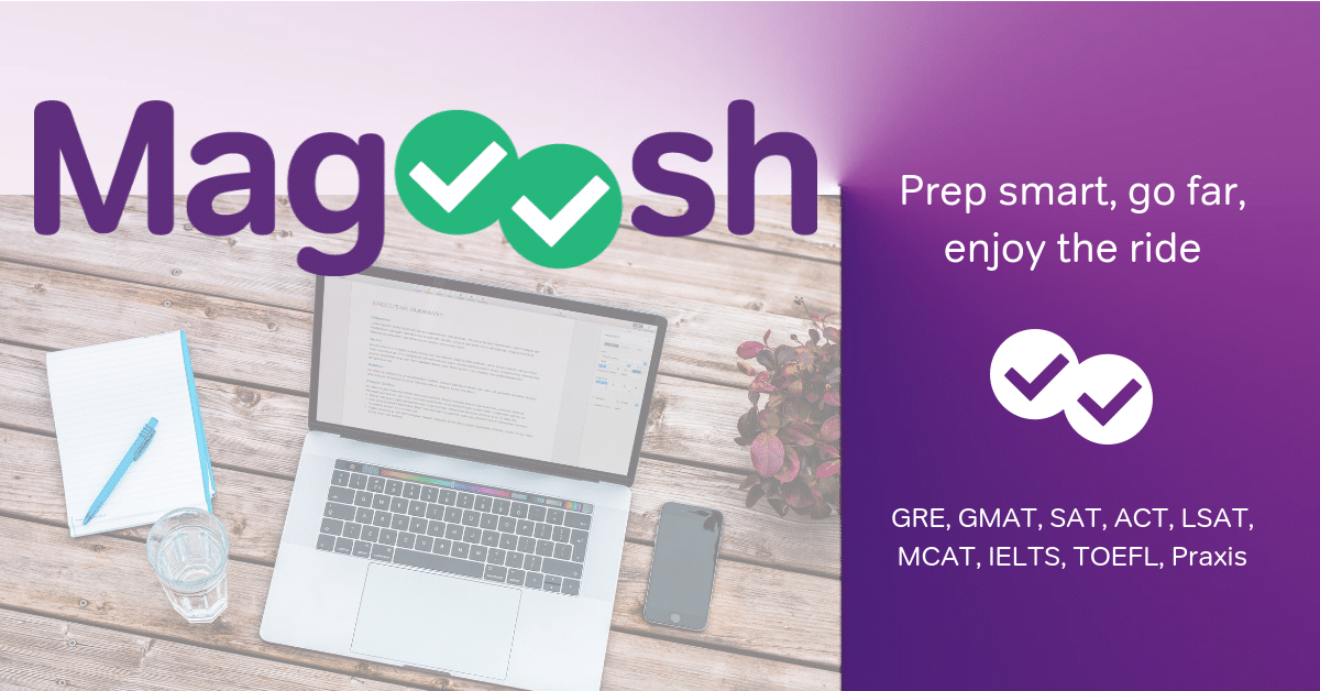 Magoosh | Online Test Prep for College and Graduate School